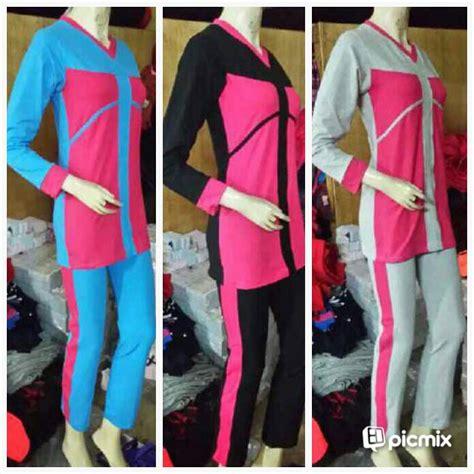 Terbatas Baju Senam Kaos Aerobik Fitness Atasan jual baju senam wanita newhairstylesformen2014