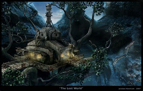 the lost the lost world