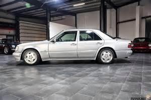 W124 Mercedes Mercedes W124 E60 Amg Silver Benztuning