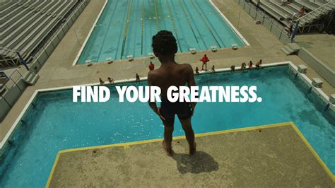 Search Your Nike Find Your Greatness The Inspiration Room