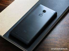 Redmi Note 4 Xiaomi Redmi Note 4 Review Six Months Later Android Central
