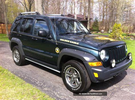 2005 Jeep Liberty Renegade Specs 2005 Jeep Liberty Renegade Sport Utility 4 Door 3 7l