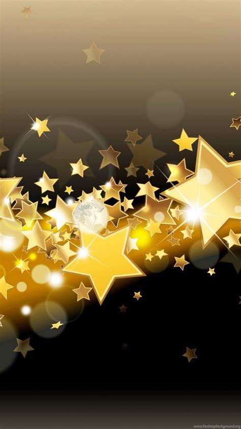 golden stars sparkle glitter glow backgrounds backgrounds star gold desktop background