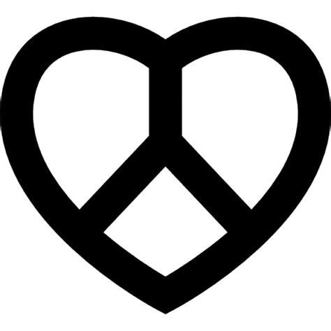 imagenes simbolos paz amor y s 237 mbolo de la paz descargar iconos gratis