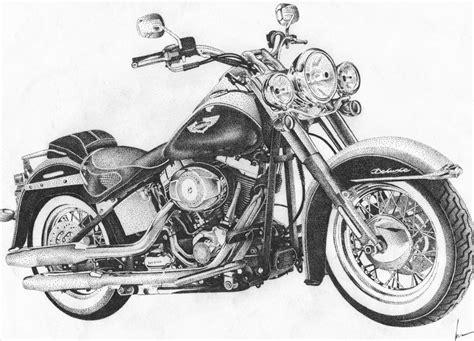 Harley Davidson By Kellyoshi On Deviantart