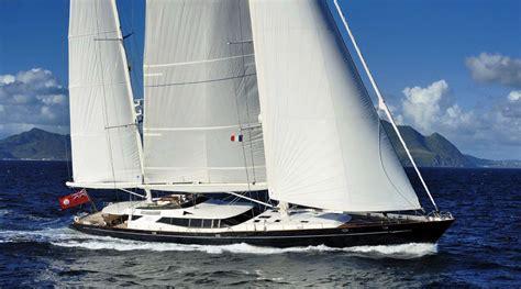 groot zeiljacht drumbeat luxury sailing yacht charter boat dubois