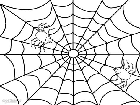 free printable spider web coloring pages for kids printable spider web coloring pages for kids cool2bkids