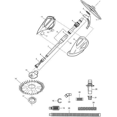 baracuda g3 parts diagram zodiac baracuda g3 parts