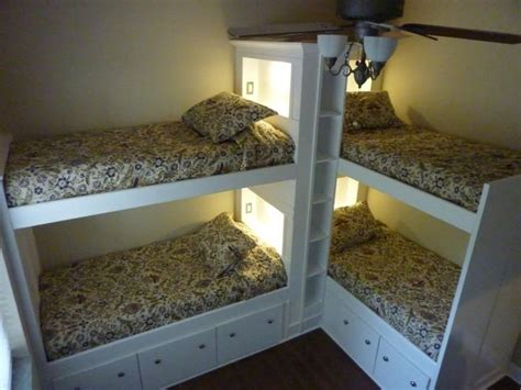 4 bed bunk bed 1000 ideas about corner bunk beds on pinterest boy bunk