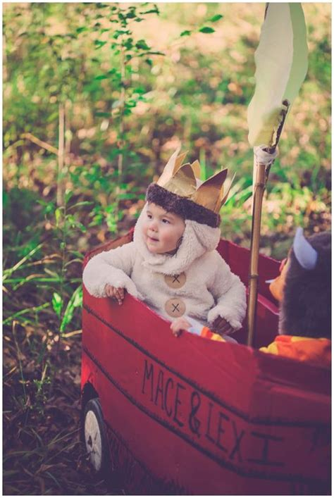 cardboard boat where the wild things are where the wild things are kids shoot by hayley smith