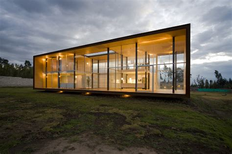 rectangular glass house interior design amazing glass 15 creative uses of glass in architecture