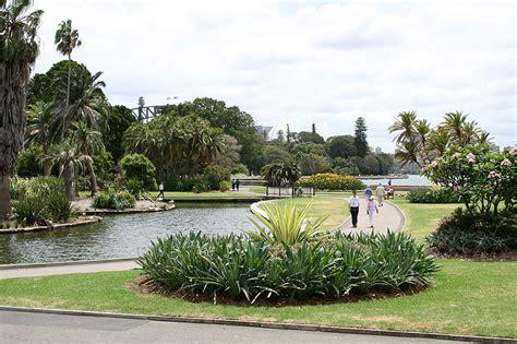 Sydney Royal Botanic Garden Wps Port Of Sydney Review