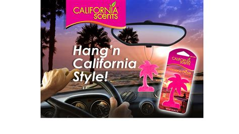 California Scent Palm Trees california scents air fresheners