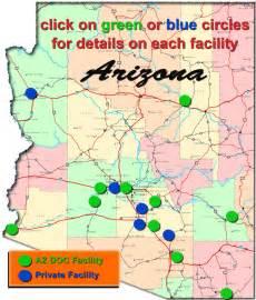 map of western arizona asp west aci