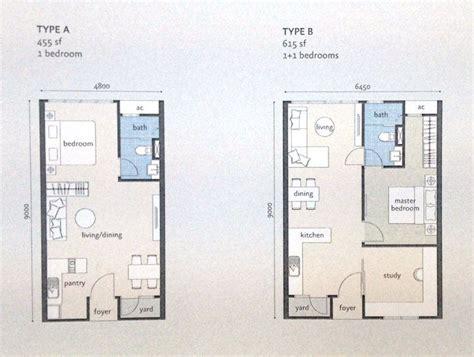 3 Bedroom Duplex tropicana bay residences penang world city penang