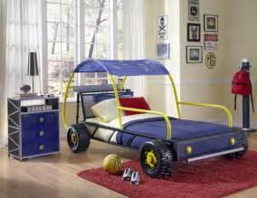 Toddler Train Bedroom Decor Kids Dune Buggy Car Twin Bed Modern Kids Beds Los