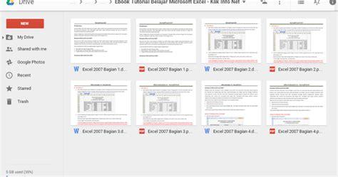 tutorial belajar komputer excel tutorial dasar belajar microsoft excel dilengkapi download