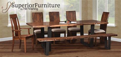 superior furniture  hill finishing  lapeer furniture