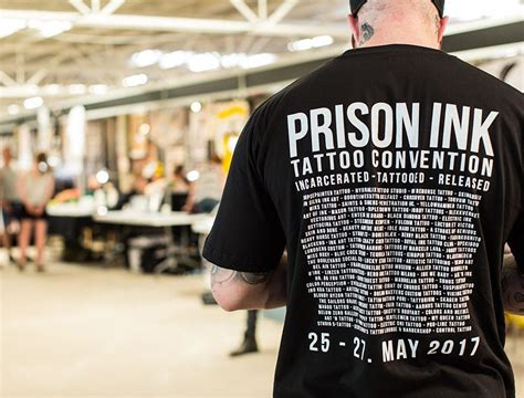tattoo nation pori kokemuksia prison ink tattoo convention i f 198 ngslet horsens prison ink