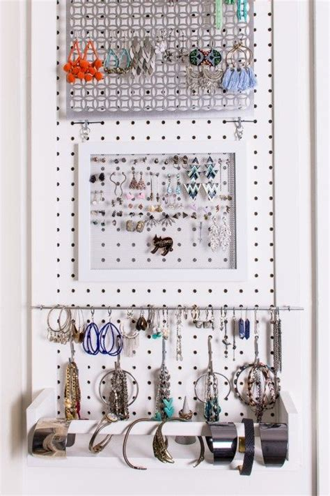 jewelry storage solutions diy 516 best ikea bekv 196 m spice rack 4 images on