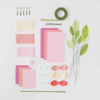 pre cut tissue paper for wedding invitations review martha stewart tissue paper bouquet kit weddingbee