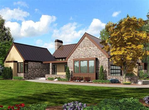 modern country home plans 23 best house plans images on pinterest house floor