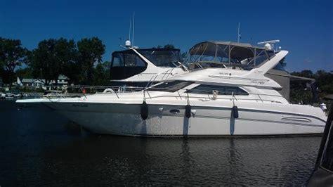 boat parts quebec 1999 sea ray 450 quebec boats