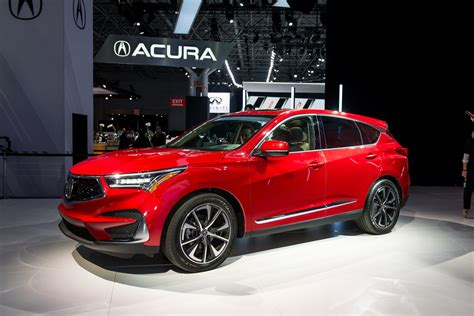 What Will The 2020 Acura Rdx Look Like by This Week S Top Photos The 2018 New York Auto Show Edition