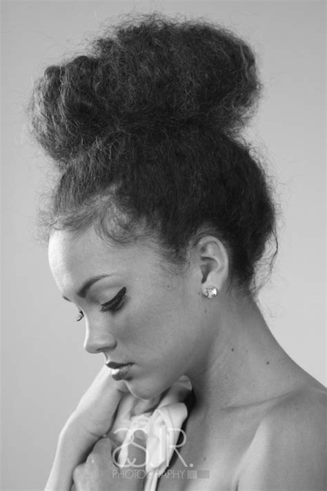 pics of black women pretty big hair buns with added hair 51 best african american curly hair styles images on pinterest