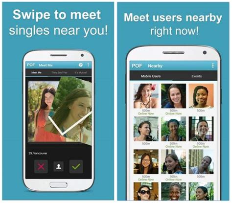 pof app android pof free dating app for android iphone review