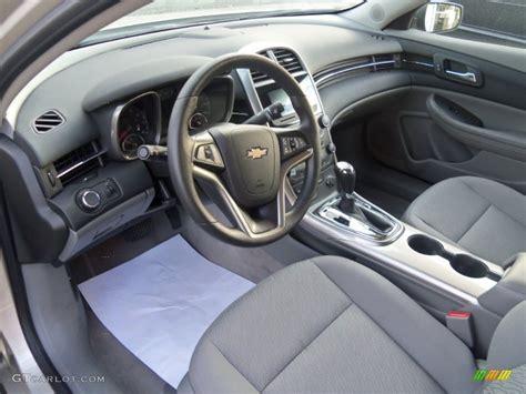 Chevrolet Interior Colors by 2013 Chevrolet Malibu Ls Interior Color Photos Gtcarlot