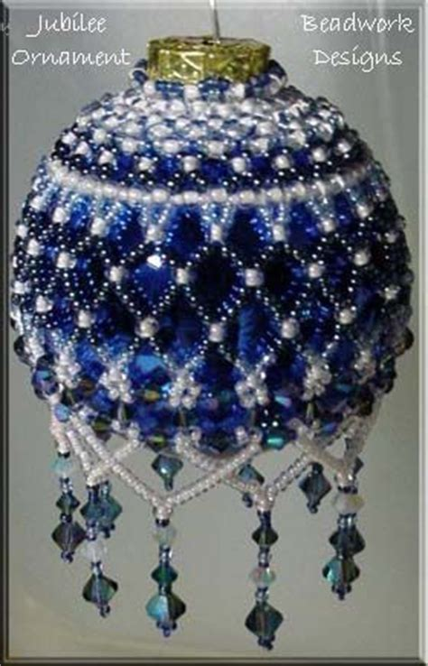 beaded christmas decorations free patterns 17 best ideas about beaded ornaments on