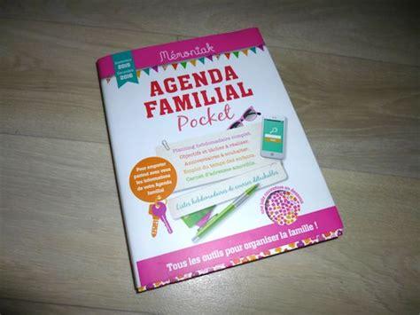 Memoniak Agenda Familial Pocket Liyah Fr Livre