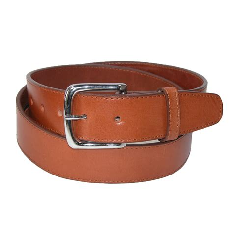 mens leather money belt removable buckle by ctm 174 money