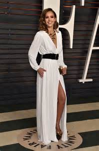 alba dress at oscars vanity fair 2016
