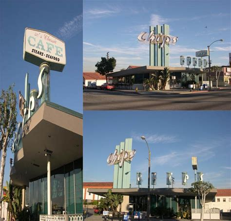 hawthorne california chips restaurant hawthorne ca googie architecture and