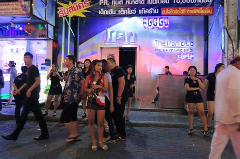 Top 10 Gogo Bars In Pattaya by The Iron Club Pattaya Gogo Bar Review Bangkok112