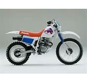 Мотоцикл Honda XR 200 R 1993 Описание Фото