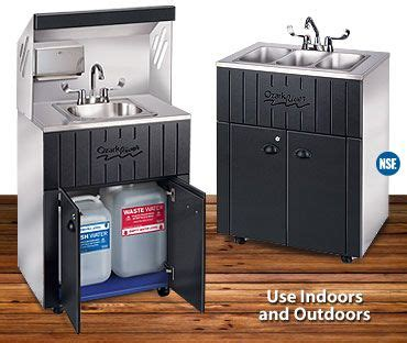 portable sinks with and cold water portable sink with and cold water studio ideas
