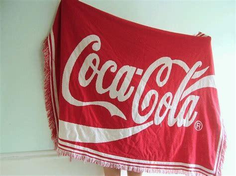 coca cola comforter coca cola throw blanket coca cola pinterest