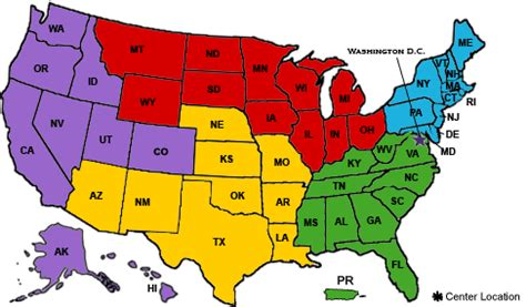 map of us states that can be colored cdc tb regional and consultation
