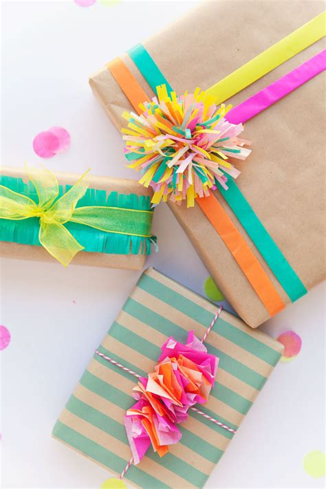 How To Make A Paper Wrap - 3 ways to wrap with tissue paper tell and
