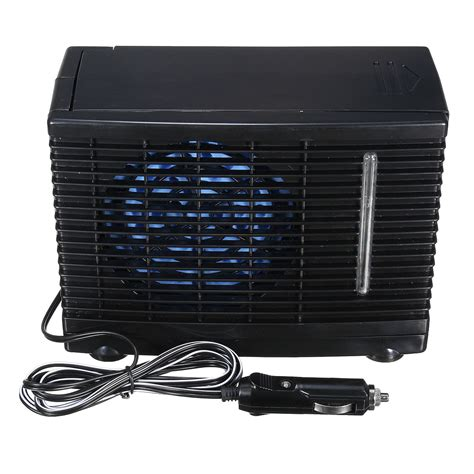 12 volt car cooling fan 12v portable home car cooler cooling fan water