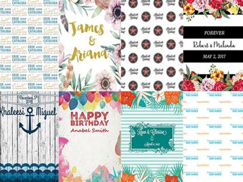 Custom Printed Backdrops Banners Table Covers Gifts And More Backdrop Outlet Backdrop Banner Template