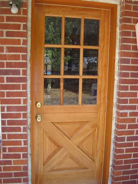 Fitting A Front Door Cool Installing Exterior Door On Exterior Door Installation Installing A Prehung Door Installing