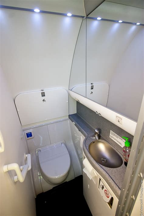 Most Comfortable Toilet S7 Airlines Acquires New Boeing 737 800ng In Oneworld