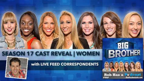 cast of the woman big brother 17 cast preview female cast assessment