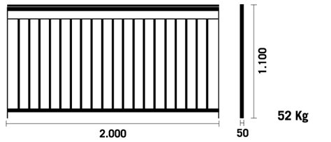 ringhiera dwg balconi di ferro ringhiere inferriate parapetti