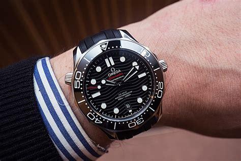 Omega Seamaster Pro on the omega seamaster professional diver 300m co