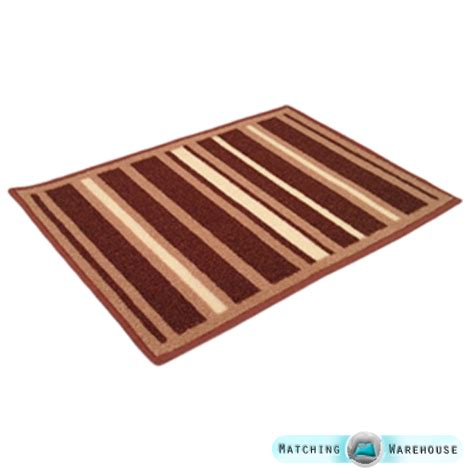 Washable Door Mats And Runners by Striped Indoor Door Mats Runners Machine Washable Home